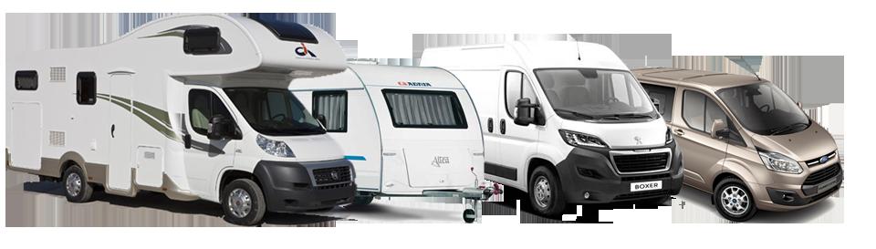 MZK Půjčovna karavanů, obytných vozů, mirkobusů a vozíků